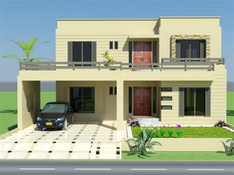 home builder interior design house front pakistan front elevation home designs