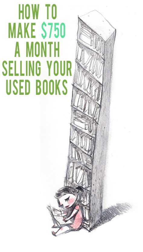 How To Make Money Selling Used Books Online - how to make over 700 selling used books and then we saved