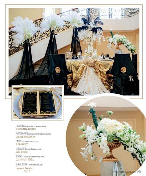 wedding flowers orange county california ceremony magazine flowerfusion