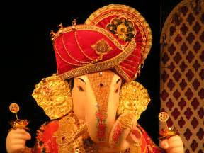 Interior Wallpapers For Home photoes of ganpati decoration com joy studio design