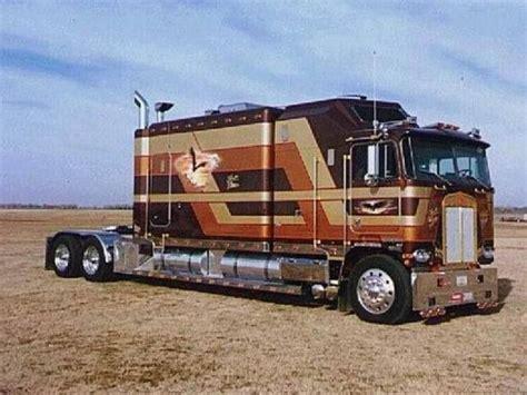 Custom Big Rig Sleepers by Big Rig Sleeper Trucking Is Cool