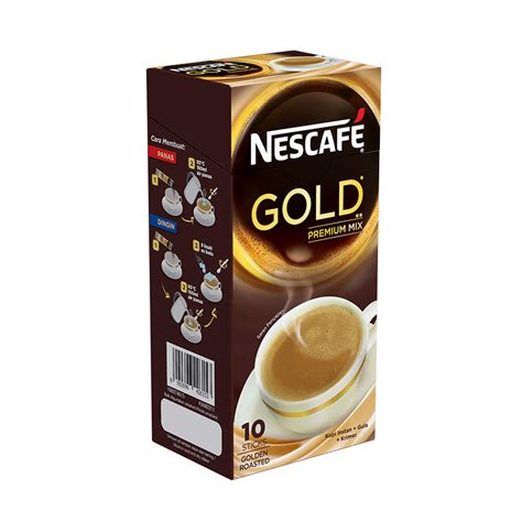 Karimun Coffee Mix 3in1 Isi 10 jual nescafe gold premium mix 3in1 10 s x 20gr