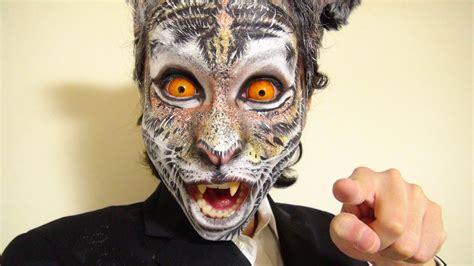 - TIGER - Makeup 3 by KisaMake on DeviantArt Realistic Tiger Makeup