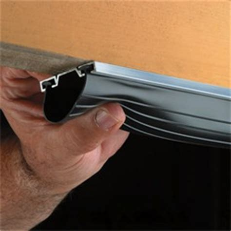 replace garage door seal garage door weather seal replacement sacramento california
