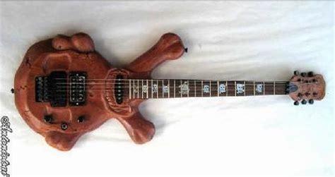 imagenes de calaveras feas las 10 guitarras mas feas del mundo taringa