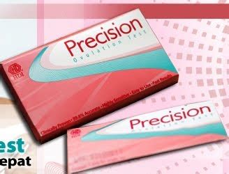 Alat Ovulation Test madu high desert precision ovulation test precision