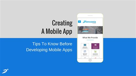 developing mobile apps factors to consider while developing mobile apps