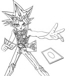 yu gi oh coloring pages printable yugioh coloring pages coloring me