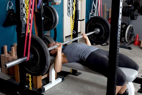 reverse band bench press 4 moves to solve a stalled bench