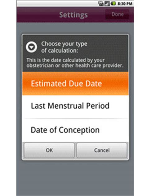 how does a s period last wte s pregnancy tracker for android what to expect