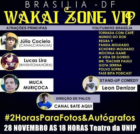 Wakai For 11 evento wakai zone vip projeto otaku