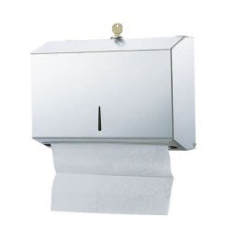 C Fold Paper Towel Holder - c fold mini paper towel dispenser brushed satin low