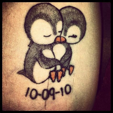 cute penguin tattoo designs discover and save creative ideas