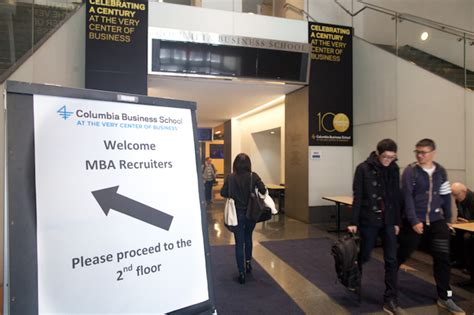 Early Decision Columbia Mba by Recruiting 101 For Incoming Mbas