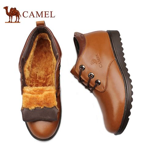 comfortable leather boots 2015 winter warm genuine leather boots fashion men winter