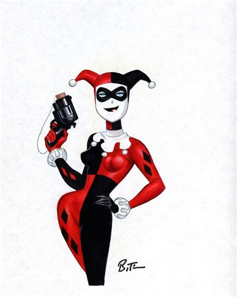harley quinn the 11 best images about harley quinn on bruce timm batman arkham city and back to