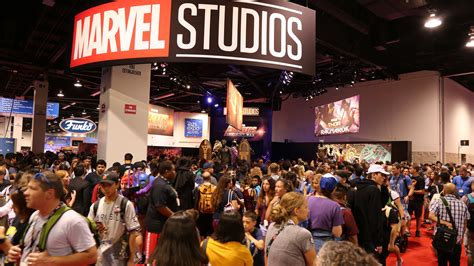 convention d23 50 convention floor images reveal disney collider