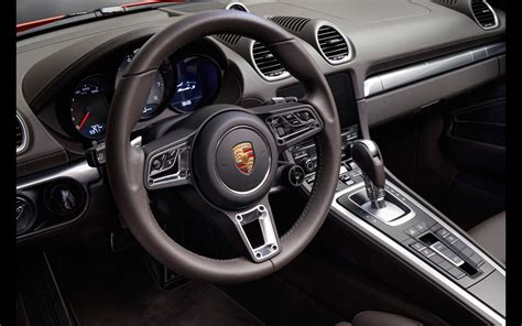 porsche boxster 2016 interior 2016 porsche 718 boxster hd wallpapers and pictures
