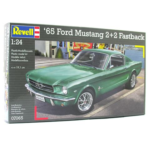 ford mustang model kit revell 65 ford mustang 2 2 fastback scale 1 24 model kit