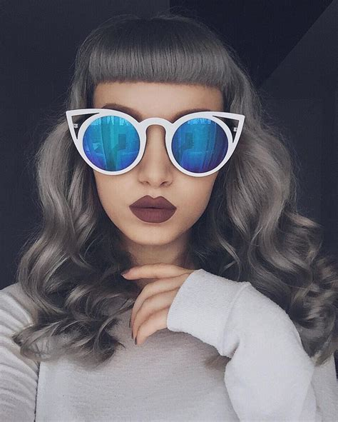 hairstyles for cat eye glasses 519 best bumper bangs images on pinterest barbie casual