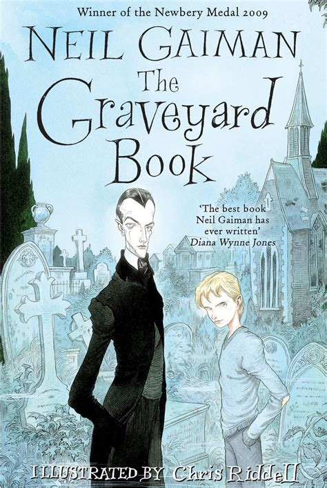 the graveyard book by neil gaiman wins the booktrust teenage prize 2009 parenting without tears