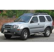 Nissan Xterra History Of Model Photo Gallery And List