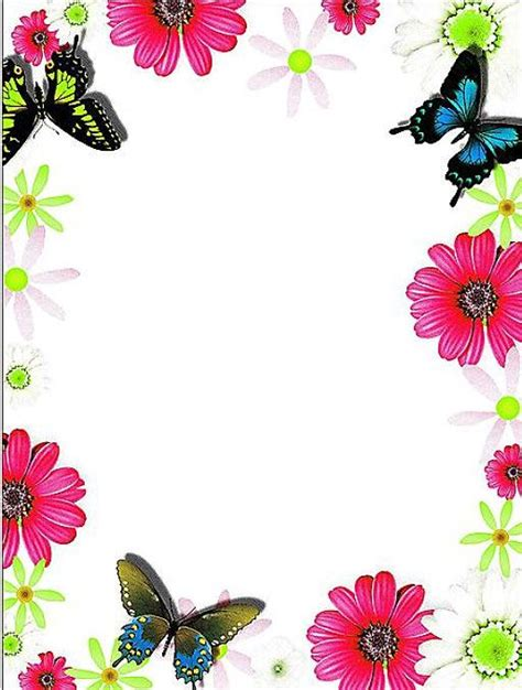 flower design greeting cards 13 best border designs images on pinterest