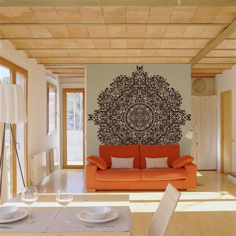 living room wall murals martin sat 237 wall murals for bloompapers contemporary