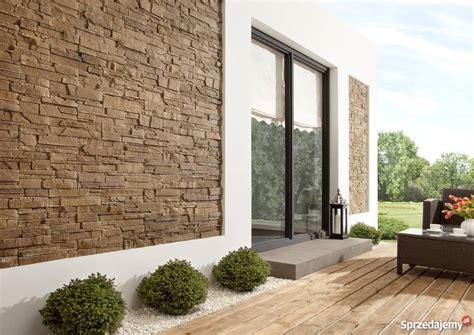 home design zielona góra płytki elewacyjne kamień dekoracyjny wewnętrzny cegła