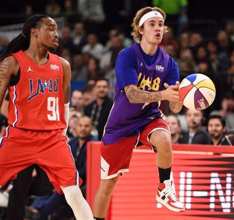 nba celeb all star game jamie foxx photos stars hit the court at the 2018 nba