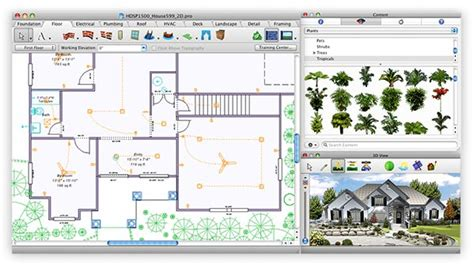 home and landscape design punch software punch home design studio complete for mac v17 5