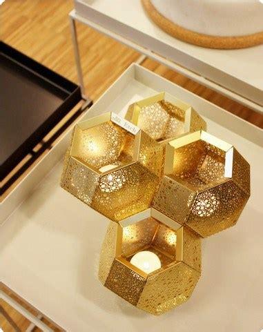 tom dixon lade lerche design den gyldne adventsdekoration med kant