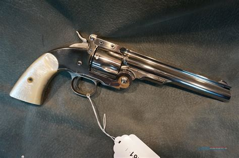 schofield buy sell trade uberti schofield 45lc nickel pearl for sale