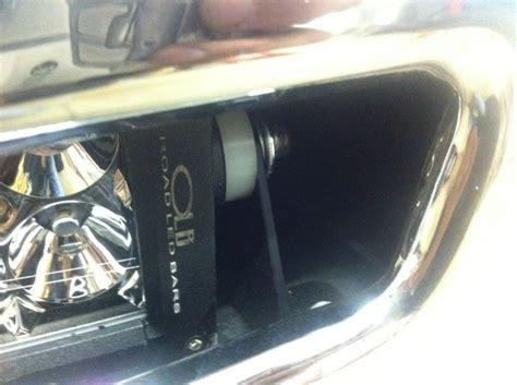 20 Inch Offroad Led Light Bar Bumper Bracket Only Olbfor Chevy Silverado Led Light Bar Mount