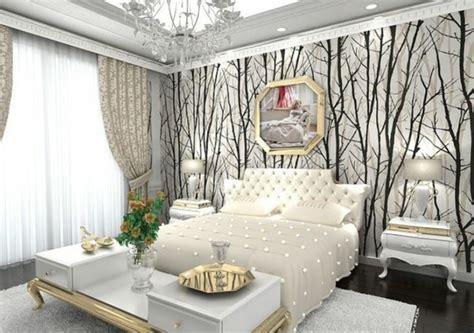 fototapete schlafzimmer dachschräge 40 ideen mit fototapete wald lassen sie die natur ins