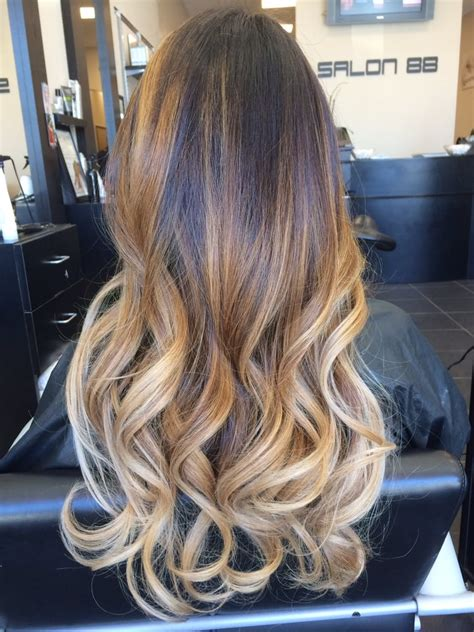 balayage ombre by lily yelp