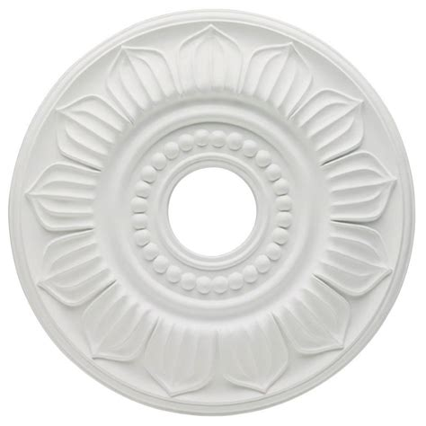 westinghouse francesca 18 in white finish ceiling