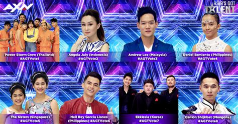 cara vote asia got talent gokpop malaysia asia s got talent semi finalists 3 easy