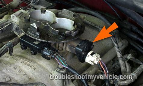 automotive service manuals 2003 dodge dakota electronic throttle control part 1 how to test the throttle position sensor tps dodge 3 9l 5 2l 5 9l
