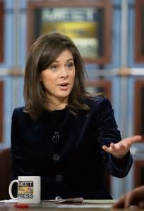 hair cnn anchor erin burnett medium layered cut medium layered cut