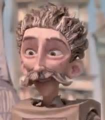 simon pegg voice voice of herbert trubshaw the boxtrolls behind the