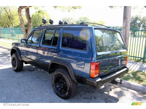 1994 montego blue pearl metallic jeep sport 40879362 photo 6 gtcarlot