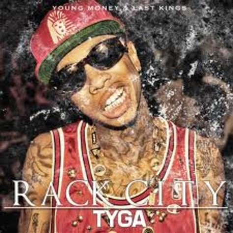 Where Is Rack City by Tyga Rack City Hosted By Ymcmb Mixtape