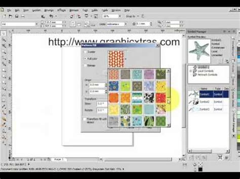 youtube tutorial coreldraw x5 importing eps files into coreldraw x5 tutorial youtube