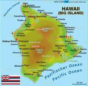 map of hawaii hawaii maps mapsof net