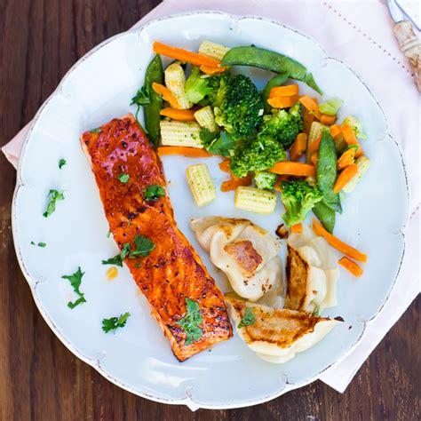 gochujang and honey glazed salmon recipe