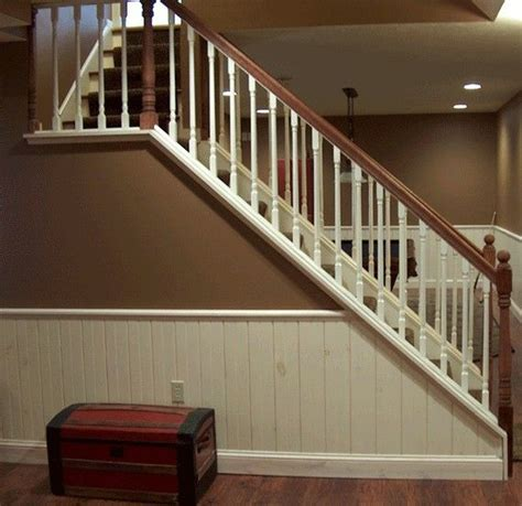 basement stairs basement remodel pinterest
