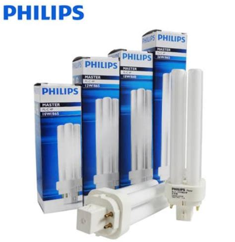 Lu Philips Plc 18w aliexpress buy philips master pl c 4p 18w 830 4p 18w