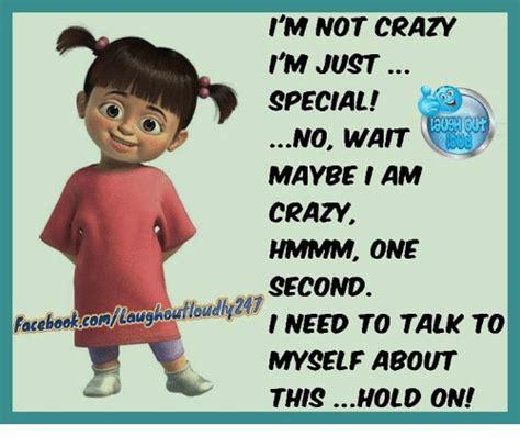 I Am Not A Special i m not i m just special no wait maybe am