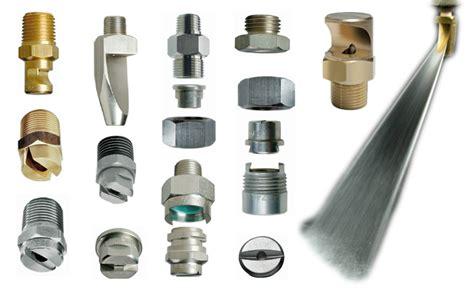flat fan nozzle spray pattern flat fan pnr